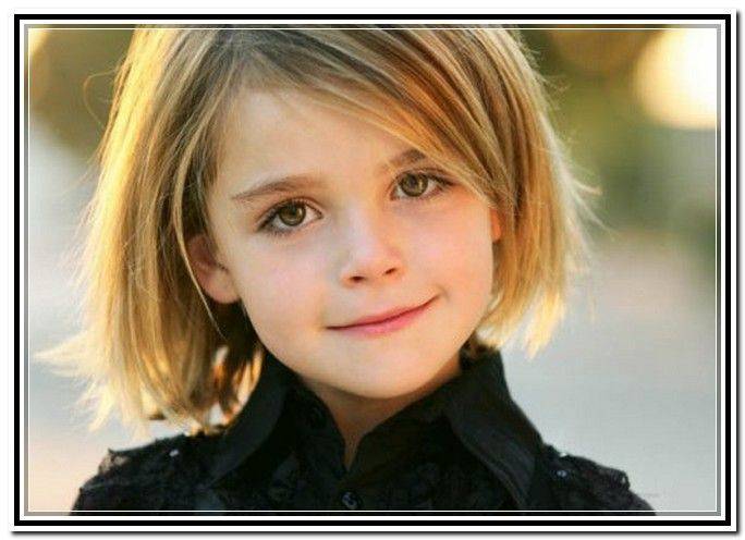 25 Best Little Girl Short Haircuts Images On Pinterest