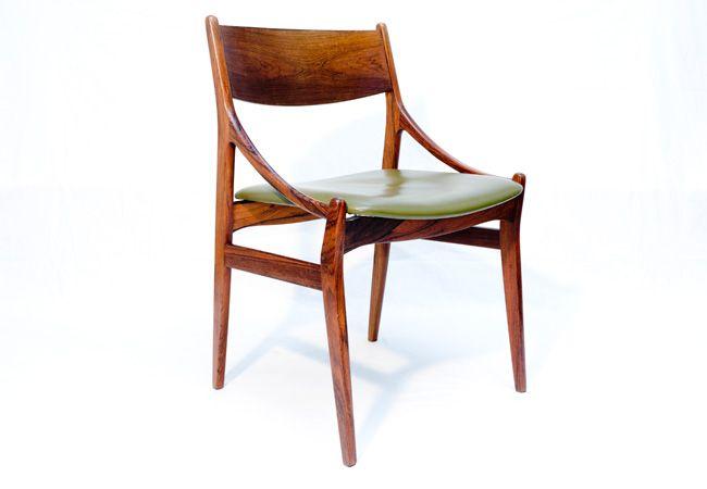Dining chairs, Vestervig Eriksen | Vintage Galleria