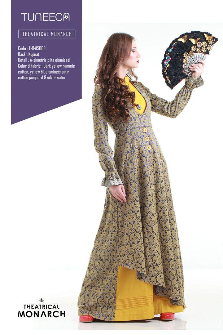 Yellow Issadora Diamond by Tuneeca  #tuneeca #muslimwear #hijab #fashion #ethnic