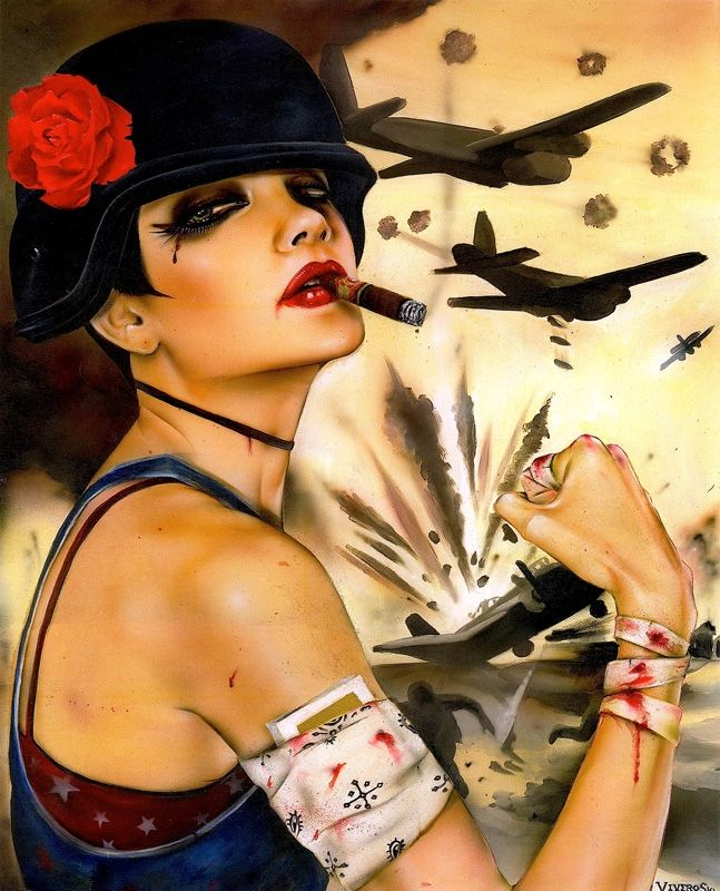 Strength by Brian Viveros