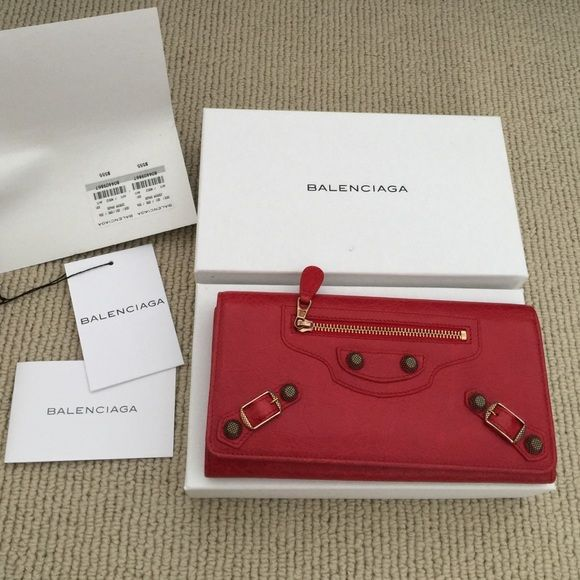 Balenciaga wallet Brand new never used belanciaga wallet. Balenciaga Accessories