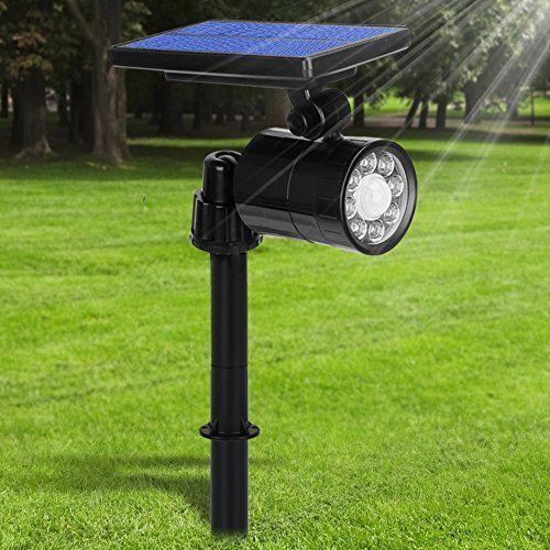 GRDE® Lamparas Solares, Ultra BrillanteLuces de Exterior ( 8LED, 4 Modos, 800 LM, Impermeable IP65 ), Focos Solares con Sensor de Movimiento, Iluminación hasta 10 HORAS Para Jardín, Patio, Terraza (668) #GRDE® #Lamparas #Solares, #Ultra #BrillanteLuces #Exterior #LED, #Modos, #Impermeable #Focos #Solares #Sensor #Movimiento, #Iluminación #hasta #HORAS #Para #Jardín, #Patio, #Terraza