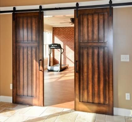 24 Best Glass Barn Door And Hardware Ideas Images On Pinterest