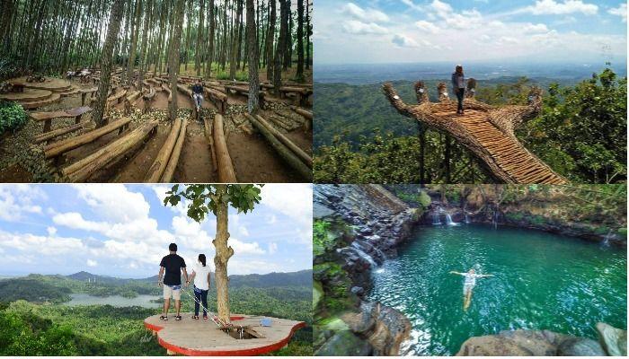 10 Tempat Wisata Alam Jogja Sajikan Pemandangan Indah Yang Bikin Hati Adem Jadiberita Com Di 2020 Pemandangan Alam Gambar