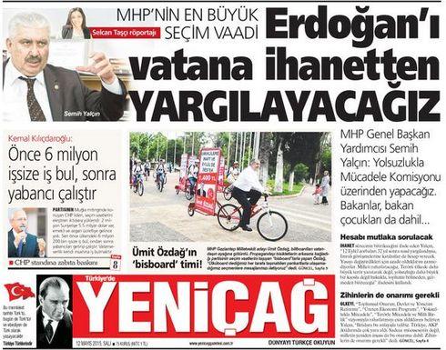 """""""Rahatsız mı oldun"""" tayyip erdoğan?"""