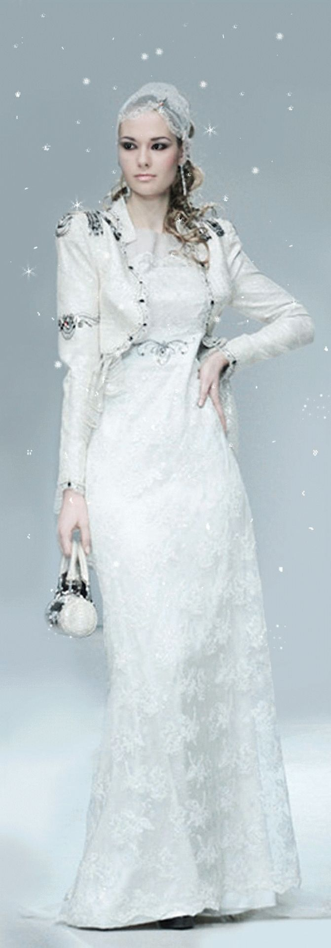 181 best Winter Wedding images on Pinterest | Bridal gowns ...