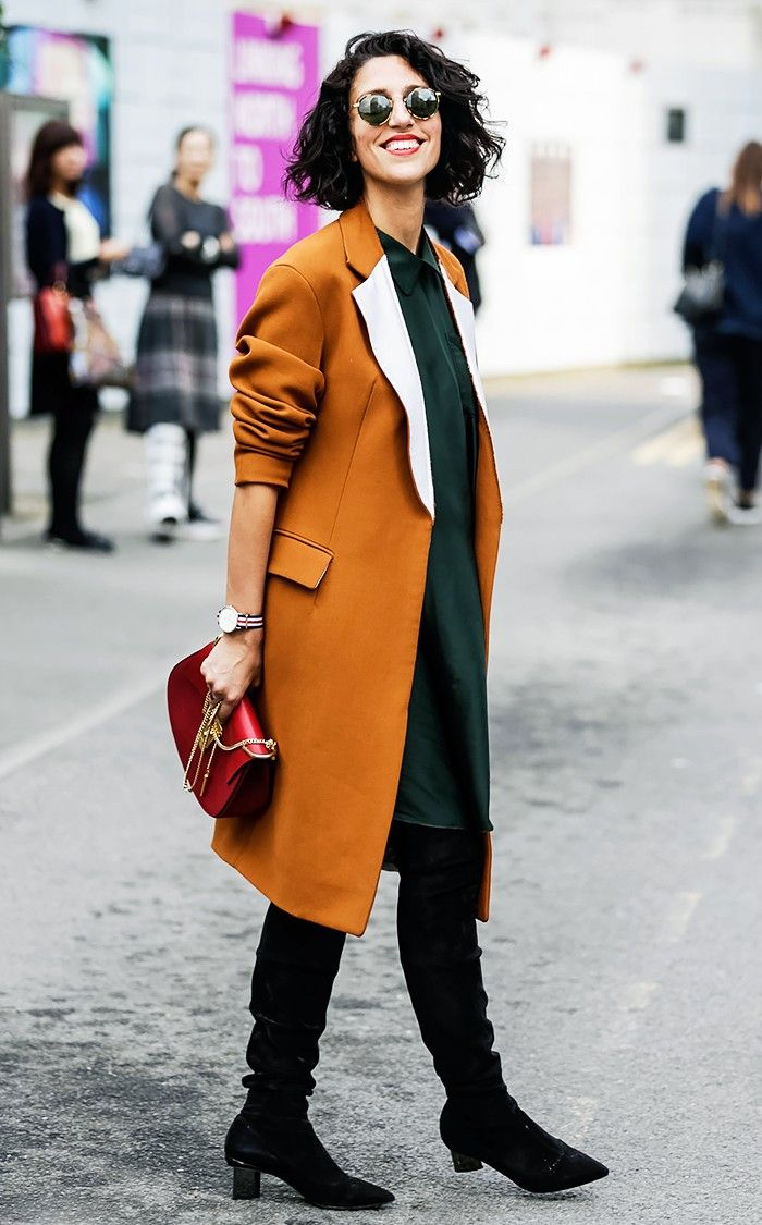 Cool Street Style Looks to Copy for Under $150 via @WhoWhatWear