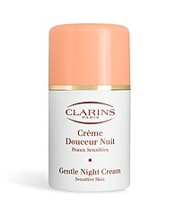 Clarins: Clarin Products, Beauty Products, Night Cream, Totally Beautiful, Beautiful Inside, Sensitive Skin, Products Review, Clarin Gentle, Beautiful Products
