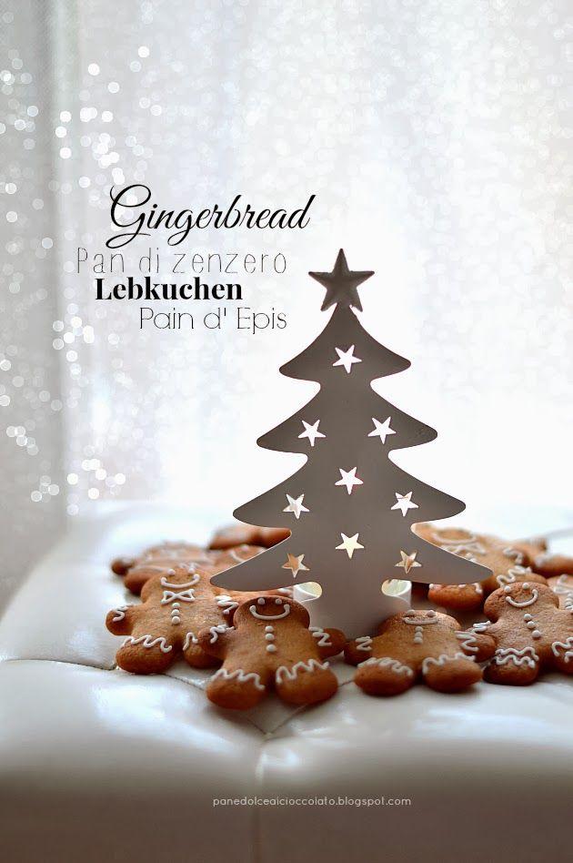 Gingerbread o Pan di Zenzero, Pan d' Epices o Lebkuchen…sempre dello stesso uomo stiamo parlando