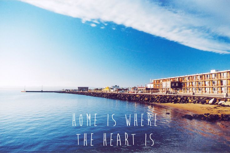 Home is where the heart is - Sept-Iles, QC CANADA!