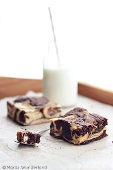 Brownie Cheese Cake { Maras wunderland }