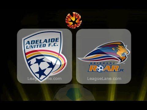 Adelaide United vs Brisbane Roar FC - http://www.footballreplay.net/football/2016/11/11/adelaide-united-vs-brisbane-roar-fc-2/