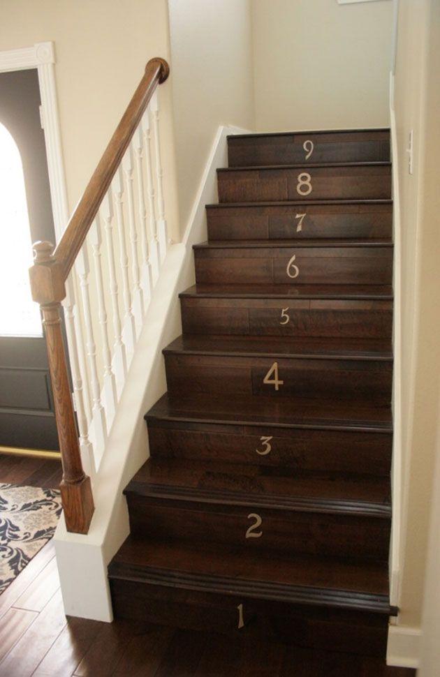 Las 25 mejores ideas sobre escaleras de piano en - Escaleras de casas de lujo ...
