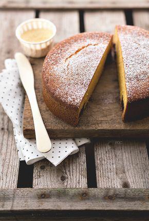 #Torta al mais con composta di Mirtillo nero - senza glutine #glutenfree #cake #torta #dolci #food #foodie #recipe