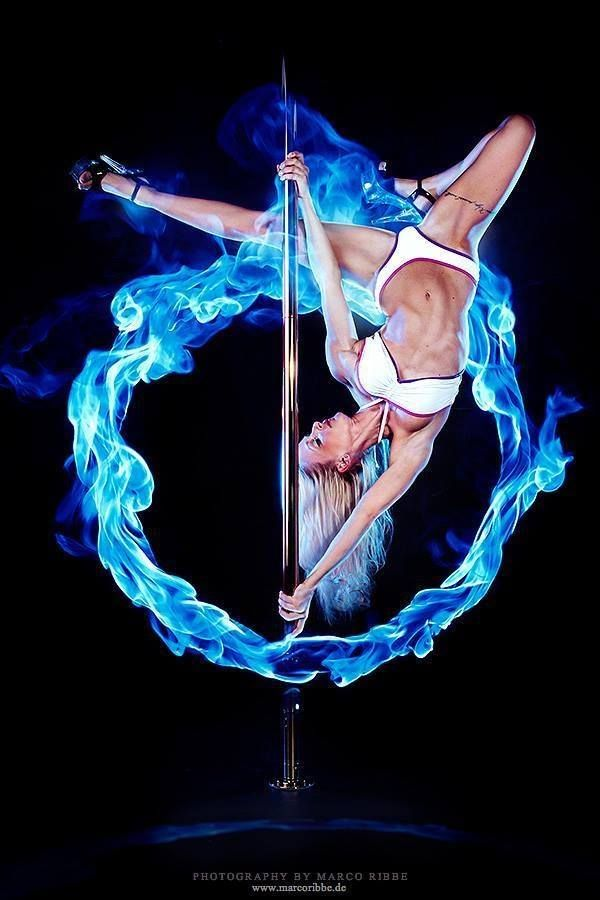 Pole Picture of the Day: submitted by @Sarah Chintomby Chintomby Chintomby Chintomby Chintomby - Pole Dance Performer photo by Marco Ribbe Photography.  You can submit your images to us by going to www.badkitty.com/submit  #pole #BKPPOD #badkittypride