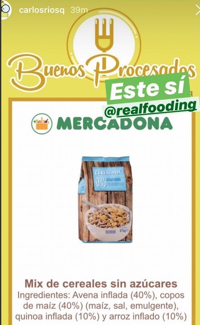 Pin De Marta Rodriguez En Realfooding Copos De Maíz Quinoa Inflada Arroz Inflado