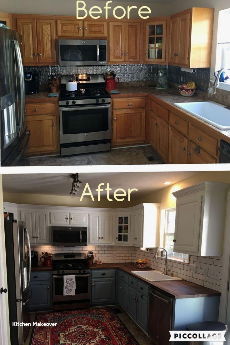 New Kitchen Makeover Ideas In 2020 Kitchen Remodel Small Cheap Kitchen Remodel Kitchen Cabinet Plans