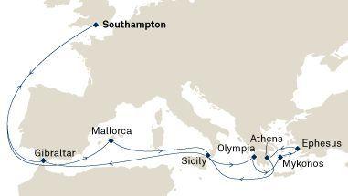 Ofertas de Cruceros por las Islas Griegas 2017-2018 INFO Y RESERVAS EN: http://www.crucerostransamerica.com/ #cruceroislasgriegas