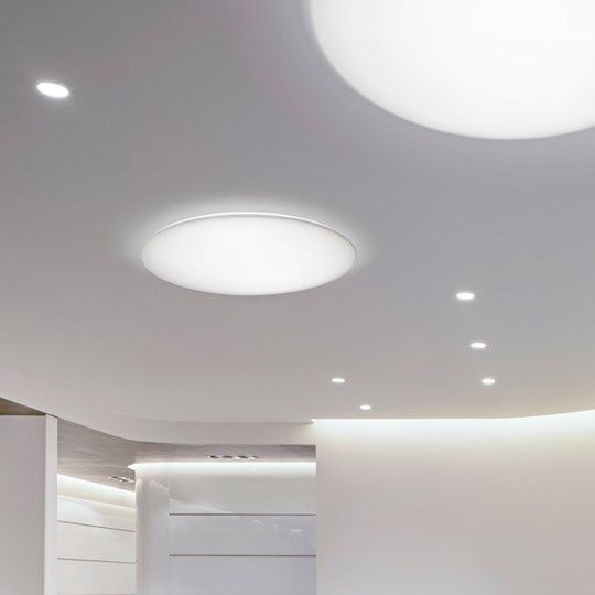 Sun: Discover the Flos professional wall and ceiling lamp model Sun