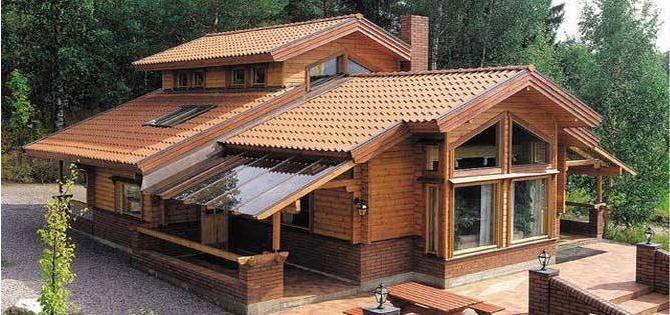 Строительство в Украине, Харьков, деревянных домов и бань из клееного бруса, сосновые ламели