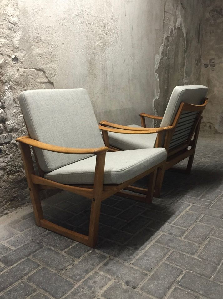 Finn Juhl, Pastoe, Deens design, vintage, easy chair, Dutch producer