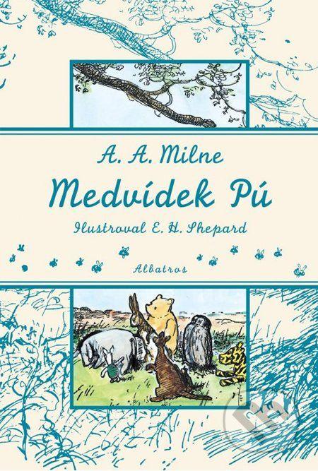 MEDVIDEK PU rozhodně není jen tak nějaký obyčejný medvěd. Tenhle malý sympatický popleta si získal své čtenáře hned, jak se objevil, a od té doby uplynulo hezkých pár let...