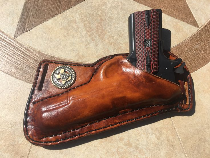 Small of Back (SOB) holster  For my 1911