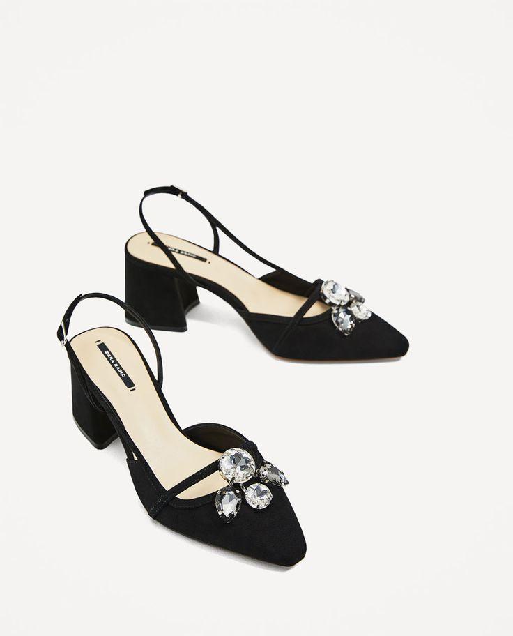 The embellished shoe edit