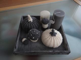 Herfst, haken Fall, crochet