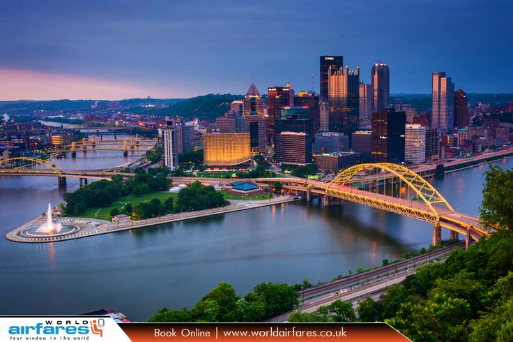 Pittsburgh, United States of America:  |    #Pittsburgh is the second largest city in the Commonwealth of #Pennsylvania with a population of 305,842 and the county seat of #Allegheny #County.  |    Source: https://en.wikipedia.org/wiki/Pittsburgh  |    #usa #bookonline #travel #placestotravel #worldairfares #flights #flightstopittsburgh #flightstousa #cheapflights #cheapflightstopittsburgh #cheapflightstousa #travelagentsinuk  |    Fly with our Exclusive Offers…