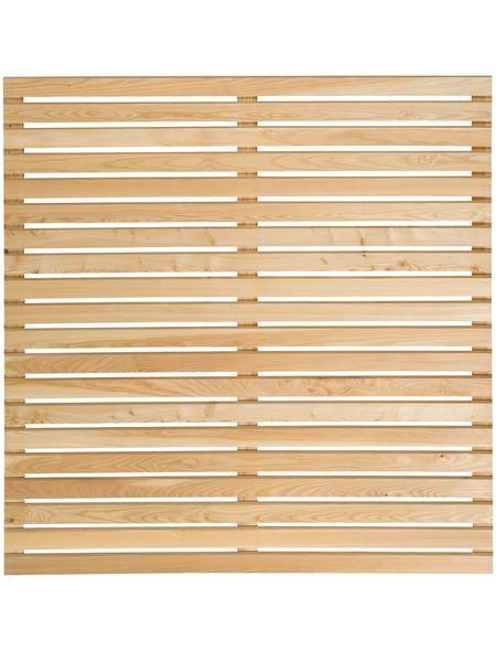 mr gardener sichtschutzelement bali l rche 180x180cm balkon terasse pinterest garten. Black Bedroom Furniture Sets. Home Design Ideas