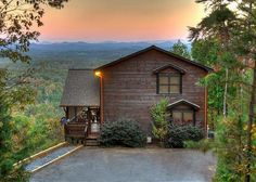 """The View"" This is the cabin you have been looking for. The name says it all - Image 1 - Blue Ridge - rentals"