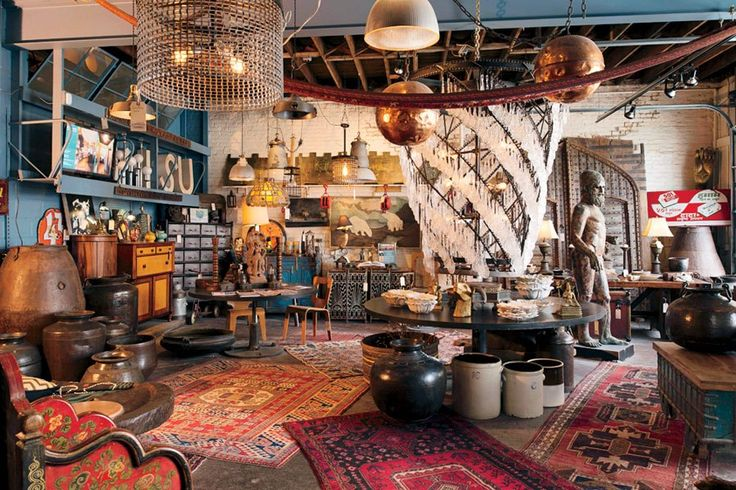 Architect and designer Michael Davis's Hudson shop, 3FortySeven at 347 Warren St., reminds us that a taste for the exotic is still in fashion today.