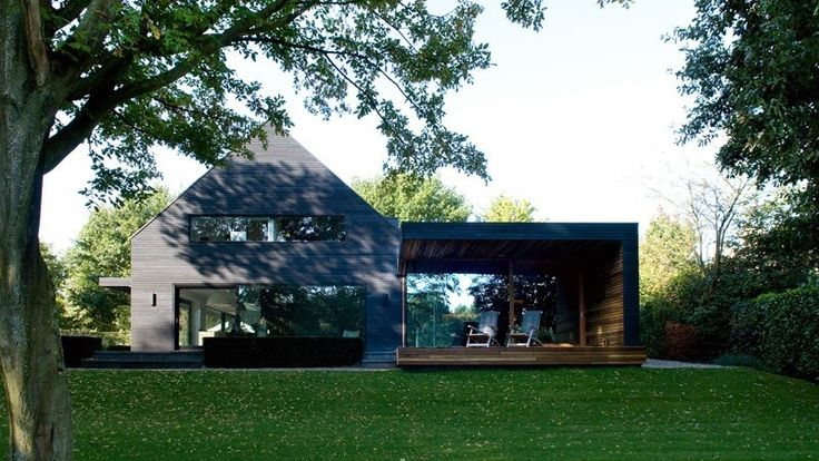 1960s House Update in The Netherlands Encouraging Healthy Family Living