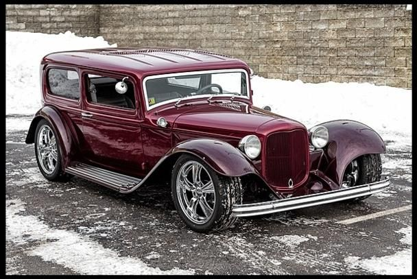 Ideas for my new Street Rod : F130.1 1932 Ford Sedan Street Rod 386 CI, Automatic Photo 1