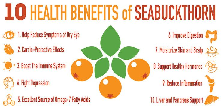 10 Most Important Health Benefits of Seabuckthorn, The Miracle Berry + mini SBT Review via Carly (Live Love Fruit)