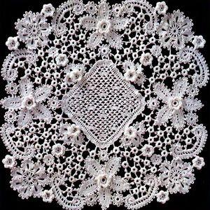 Irish Crochet ebooks (with links )