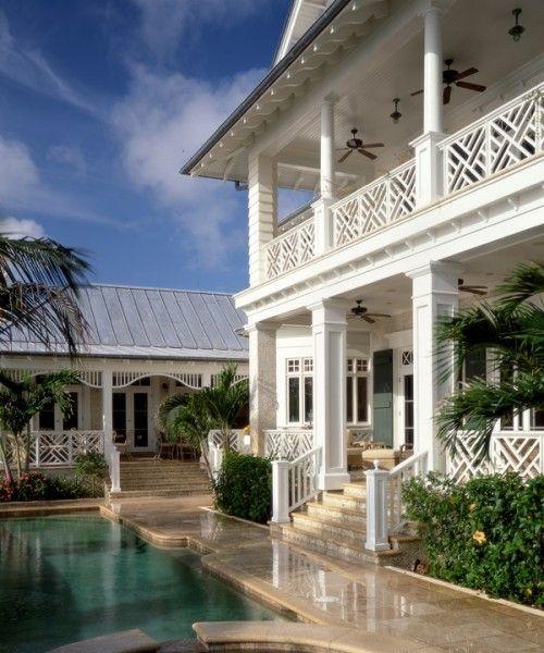 dream house - Key West style on the Beach!