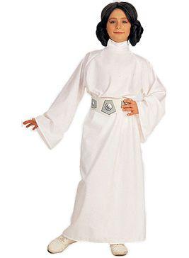 Prinzessin Leia Kostüm - Kind   Allgemein   Escapade Kostüme