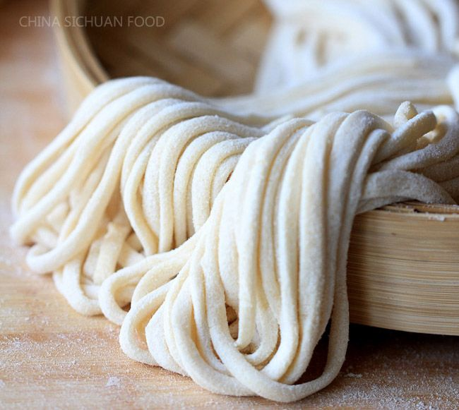 Homemade Noodles | Chinese Recipes
