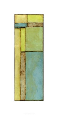 Stained Glass Window VI Limited Edition