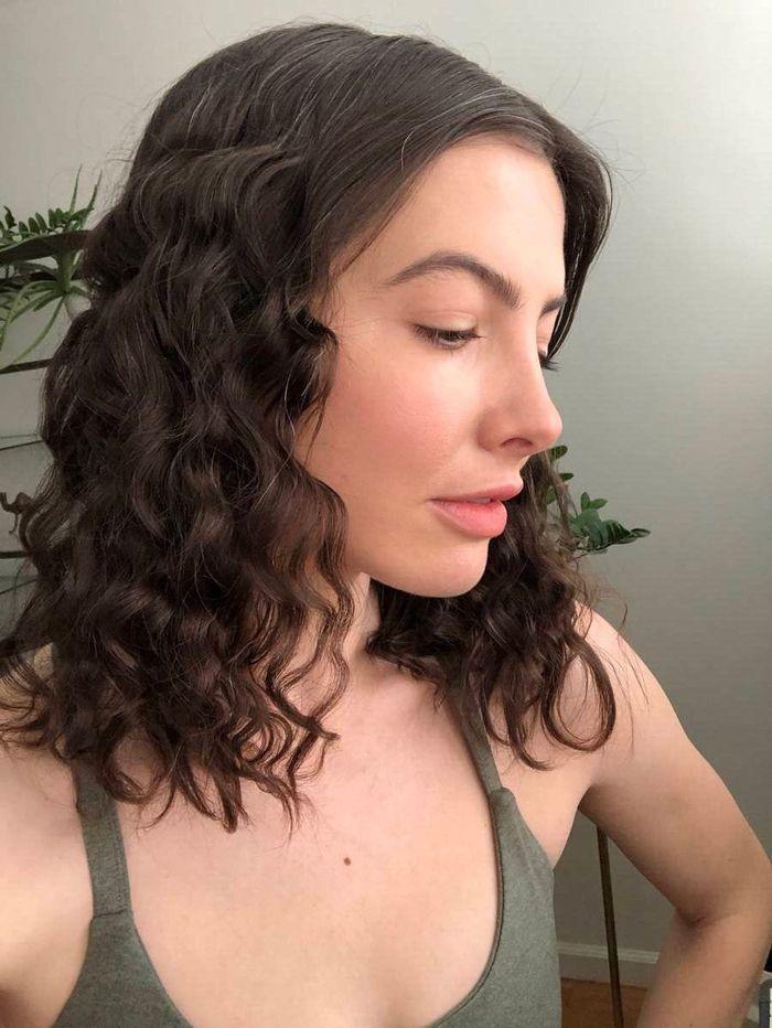 No Heat Curls Tutorial Curls No Heat Damp Hair Styles Wavy Hair Overnight