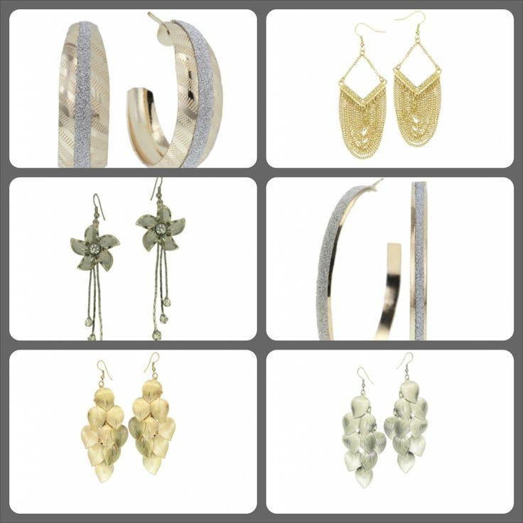 POSH earrings #feri #posh  #fashion #women #jewellery www.vipfashion.ca