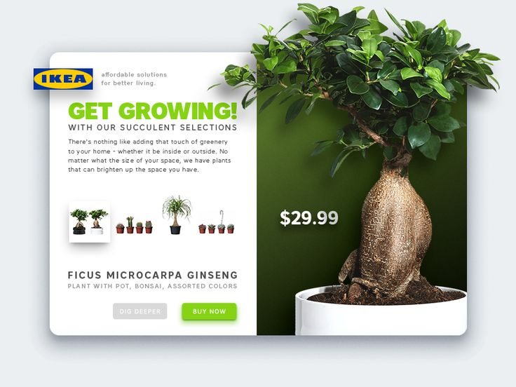 IKEA Get Growing! by Jason Zigrino