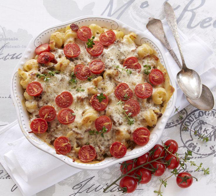 Pastaretter er perfekte til hverdagsmad, da de både er nemme og smagfulde, og Benny Jakobsens skønne pasta er ingen undtagelse!