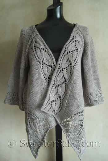 Wish I could knit this!