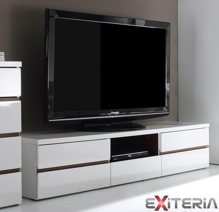 Moderný televízny stolík Cordelia  Cordelia furniture - TV table