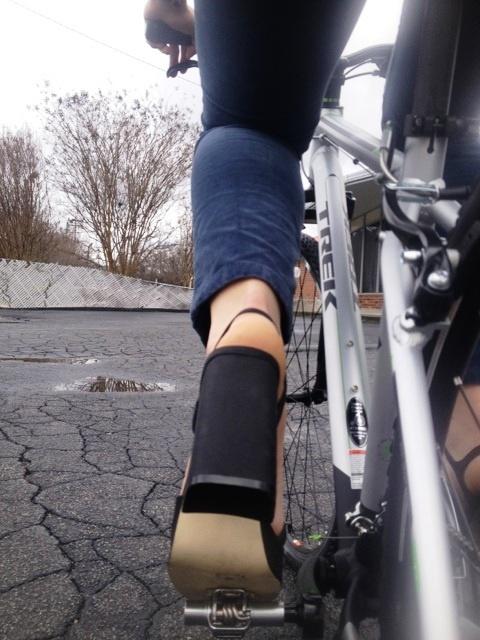Homemade Clipless-Ready Heels