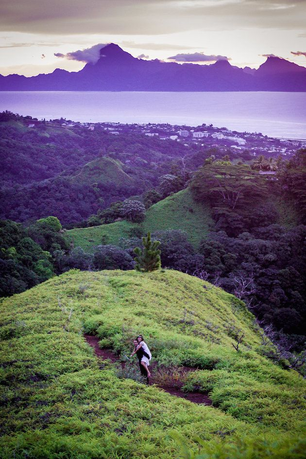 Fun & Romantic Tahiti Wedding | SV Photograph | Bridal Musings Wedding Blog