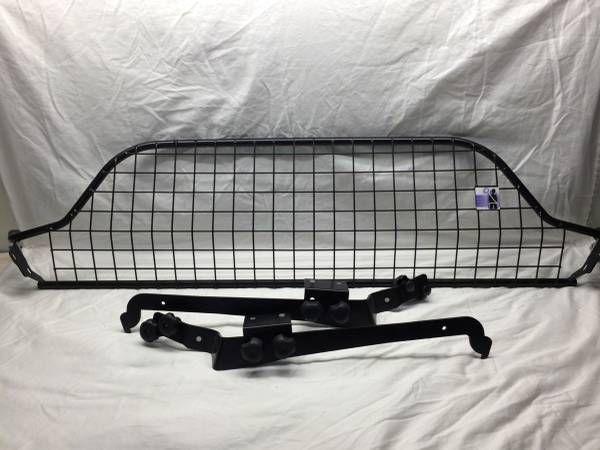 VW Jetta Sportwagen Rear Cargo Divider Cage $25
